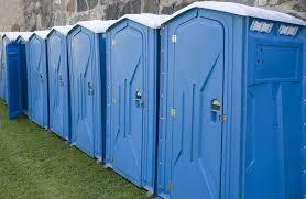 Gentil Brown Bear Portable Toilets